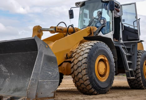 Heavy Equipment industry